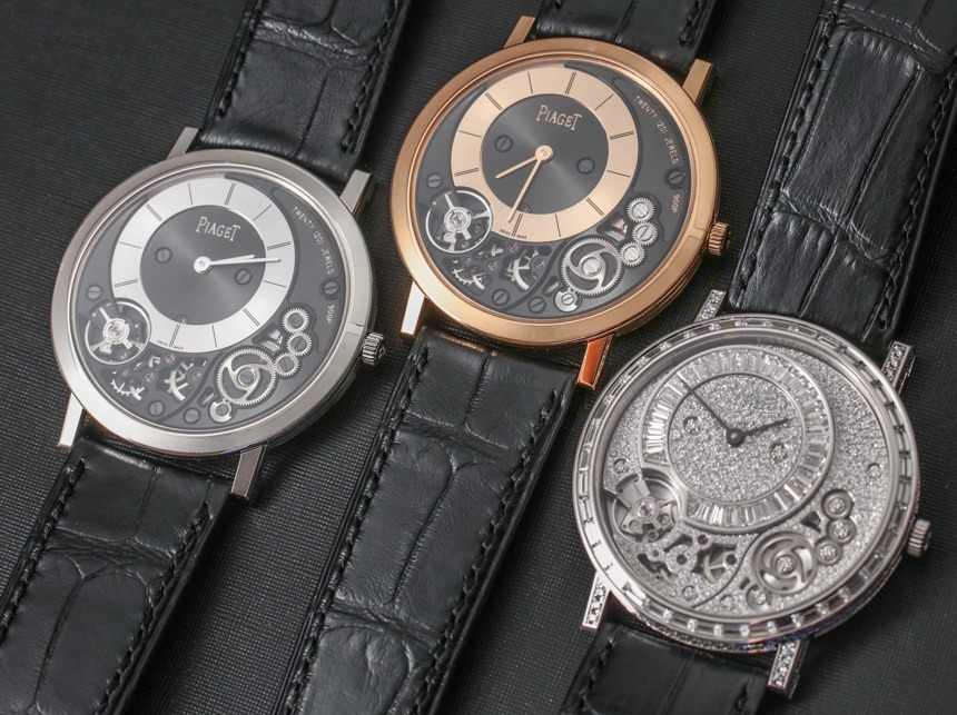 Piaget_Altiplano-900D-Thinnest-Mechanical-Jewelry-Watch