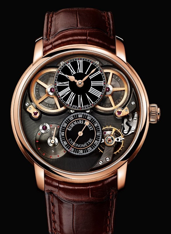 Audemars-Piguet-Jules-Rose-Gold-Cases-Replica