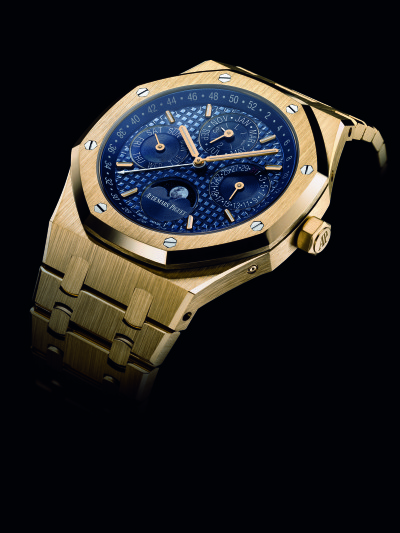 Audemars-Piguet-Royal-Oak-Blue-Dials-Copy