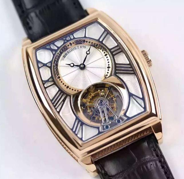 Their performances are extremely accurate due to their tourbillon.