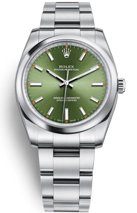 Oyster Perpetual collection is the most classic and elegant one.