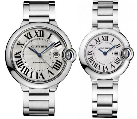Ballon Bleu de Cartier has become one of the most popular watches.