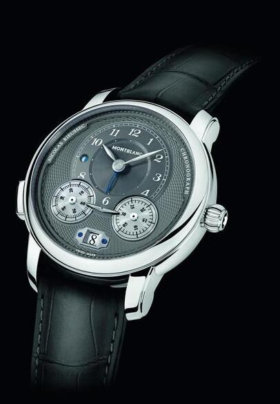 The timepiece has been created to pay tribute to Nicholas Caesar, the great French watchmaker.