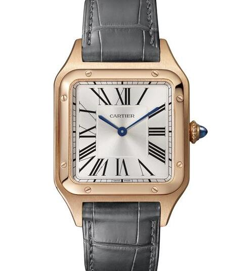 This Cartier offers greater cost-performance.