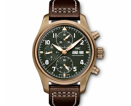 This IWC becomes one of the most popular wristwatches this year.