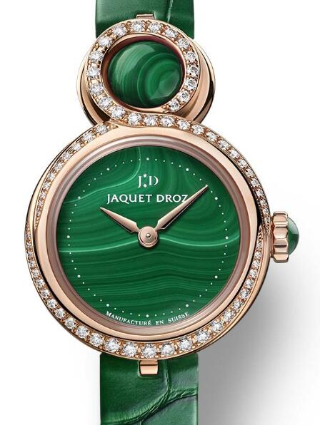 Forever reproduction watches sales are refreshing in the green color.