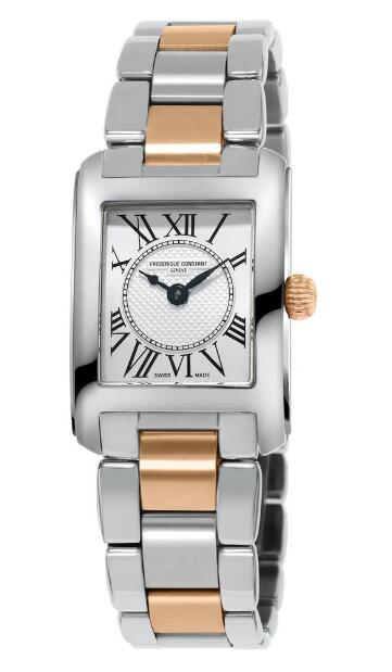 Best-selling imitation watches present silver and rose gold luster.