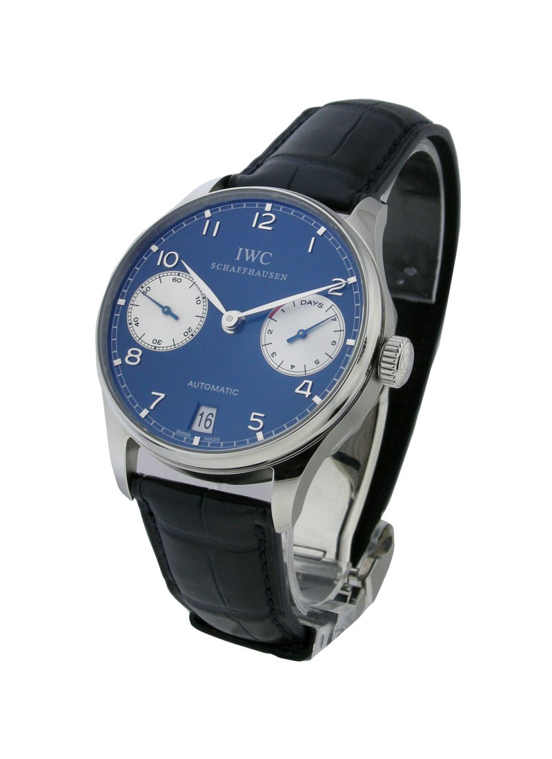 The blue straps fake watches have blue dials.