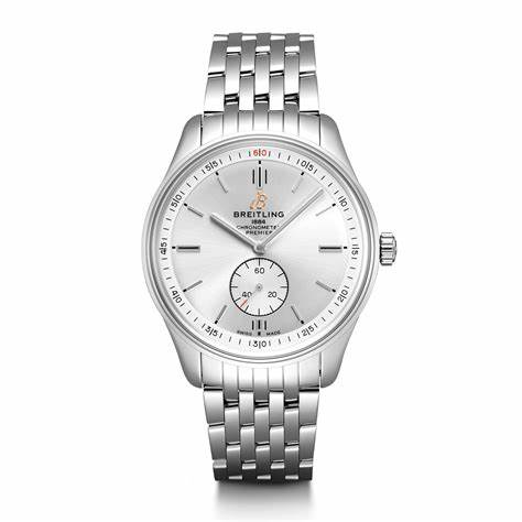 The male fake watches have silvery dials.